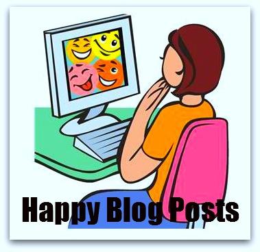 Happy Blog Posts