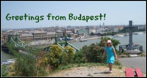 Greetings from Budapest