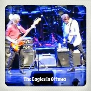 The Eagles in Ottawa