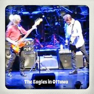 The Eagles in Ottawa