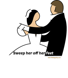 Sweep Her Off Her Feet