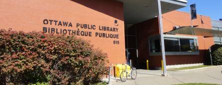 Ottawa Public Library - St. Laurent