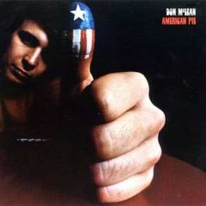Don Mclean sings American Pie