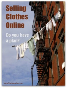 Selling clothes online - do you have a plan?