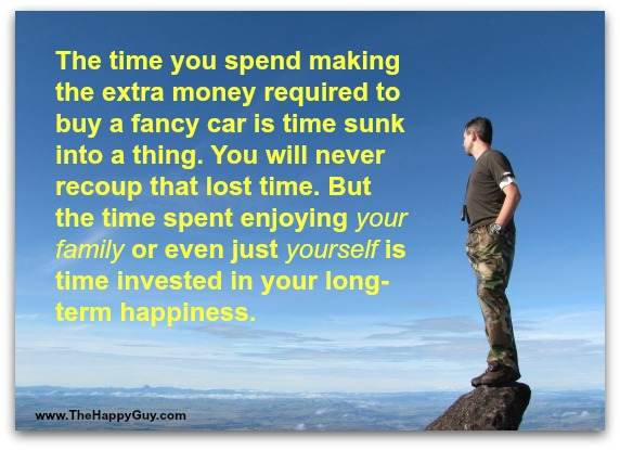 The time you spend