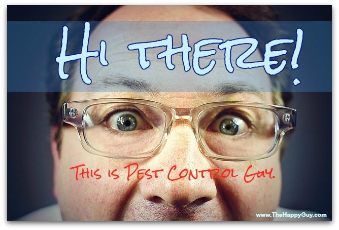 Pest Control Guy
