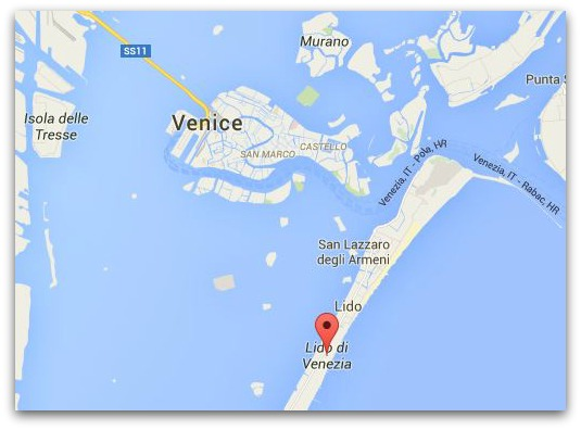 Venice and Lido