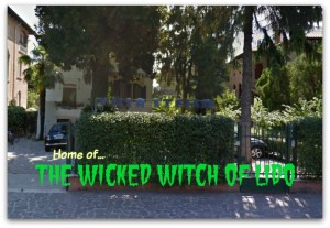Wicked Witch of Lido