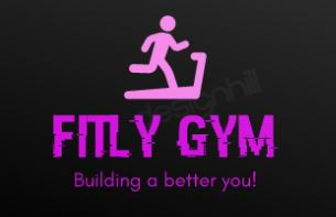 Fitly Gym logo
