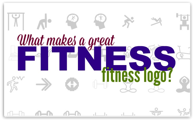 What makes a great fitness logo?